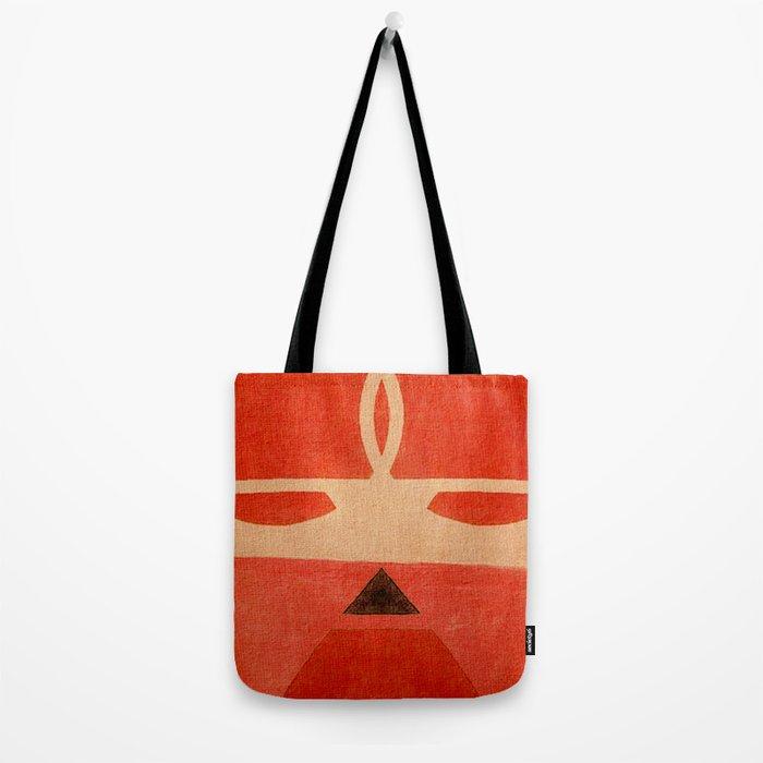 Lucha Libre Mask 1 Tote Bag