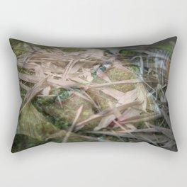 Girl Of The Earth Rectangular Pillow