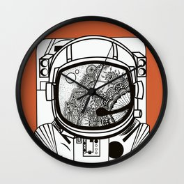 Searching for human empathy 1 Wall Clock
