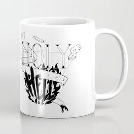 Holy Hell Coffee Mug
