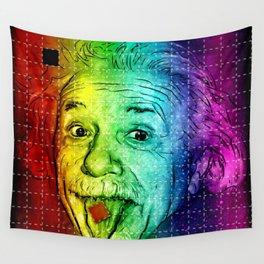 It's LSD, Einstein! Wall Tapestry
