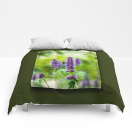 flower nectar Comforters