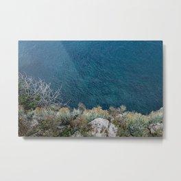 Sea Side Metal Print