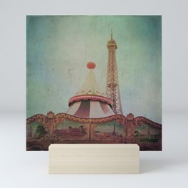 Bohemia of Paris Mini Art Print
