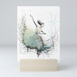 Opal Oasis Dance Mini Art Print