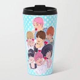 BTS - All the Hearts Travel Mug
