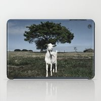 goat iPad Cases featuring Goat by Ana Francisconi