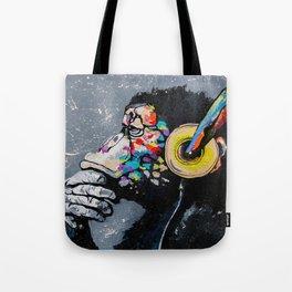 MELOMONKEY I Tote Bag