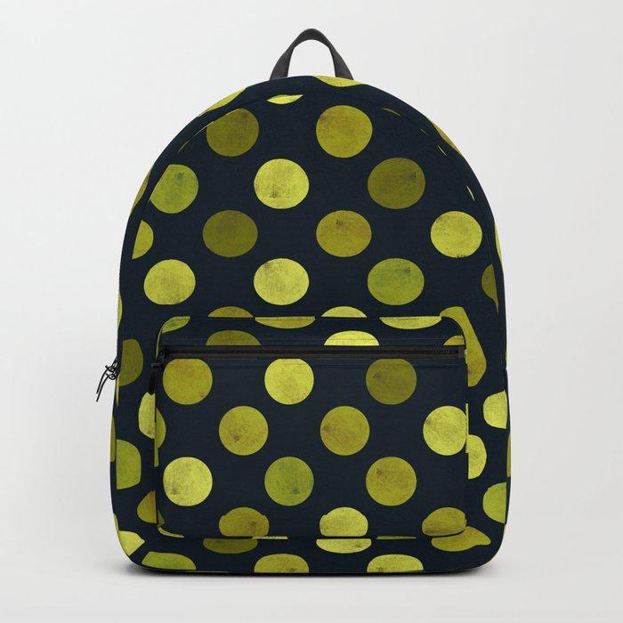 Watercolor Dots Pattern V Backpack
