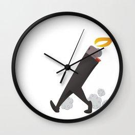 keep lighter Wall Clock