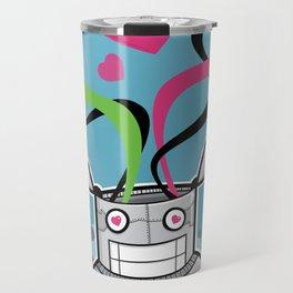 Lurve Bot Travel Mug