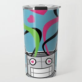 Lurve Bot Travel Mug