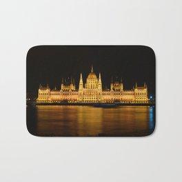 Hungarian Parliament Bath Mat