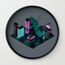 Nippon 2061 Wall Clock