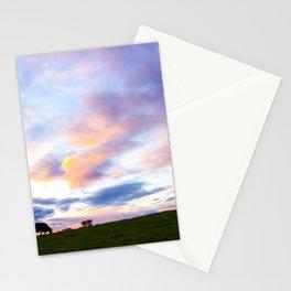 Sonoma County Sunset Stationery Cards