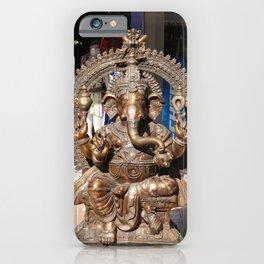 Ganesha - Hindu God iPhone Case