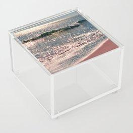 Sparkle Morning Sea Acrylic Box