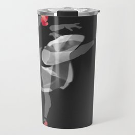 Suspended Movement II Travel Mug