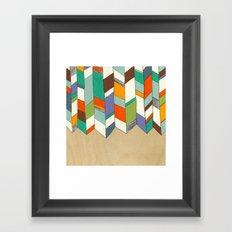 Quiver full of Colour Framed Art Print