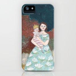 Josephine and Sadie iPhone Case