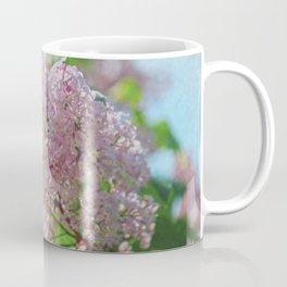 Pink lilaс Coffee Mug