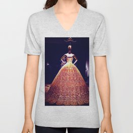 China Through The Looking Glass 5 Unisex V-Neck