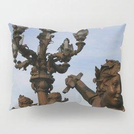 Pont Alexandre III Pillow Sham