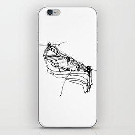 BOSPHORUS BOAT iPhone Skin