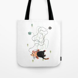 Playing Tote Bag
