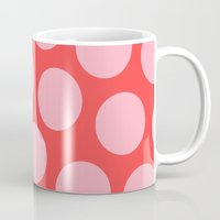 bubblegum Mugs featuring Bubblegum by Color & Theory