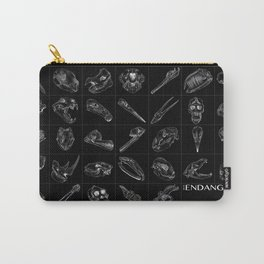 Endangered Species 2018 Carry-All Pouch
