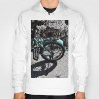 bike Hoodies featuring bike by gzm_guvenc