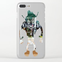 Maintenance Clear iPhone Case