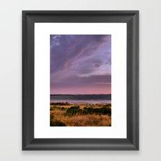 Coorong Framed Art Print
