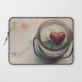 Love in a jar Laptop Sleeve