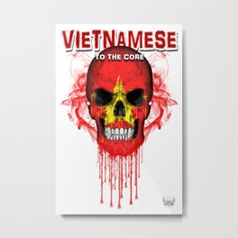 To The Core Collection: Vietnam Metal Print