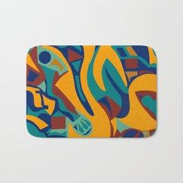 Induced Jazz Bath Mat