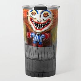 Sick Again - Scary Clown Travel Mug