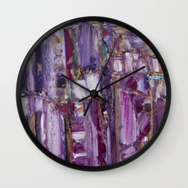 On the Bright Side Wall Clock