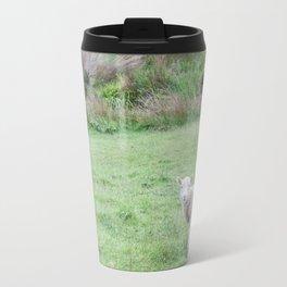 'Sup - Lamb in New Zealand Travel Mug