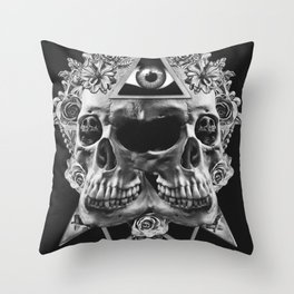 VISION I Throw Pillow
