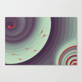 Eye of the Storm Canvas Print