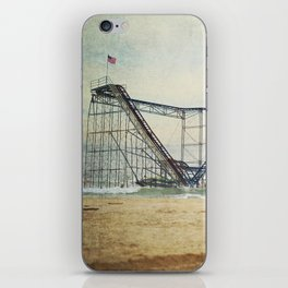 Jet Star Coaster iPhone Skin