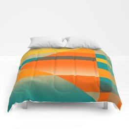 GEO THURSDAY | orange Comforters