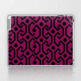 Ethnic Pattern (Purple) Laptop & iPad Skin