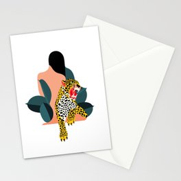 Compassion hurts Stationery Cards