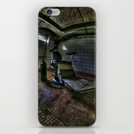 The real seat of horror iPhone Skin