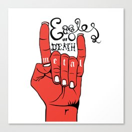 eagles of death metal Canvas Print