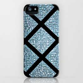 Windowpane iPhone Case