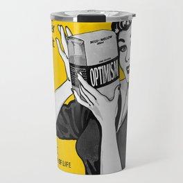 Optimism Travel Mug